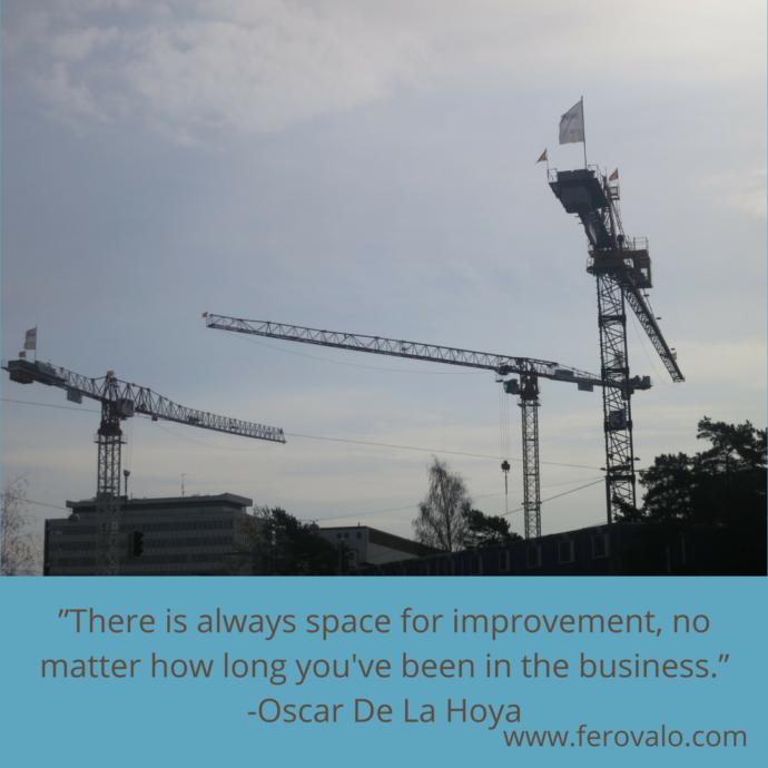 Oscar De La Hoya quote