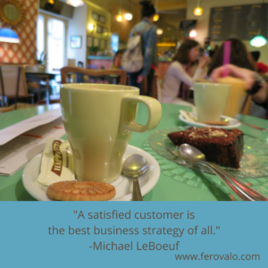 Michael LeBoeuf quote