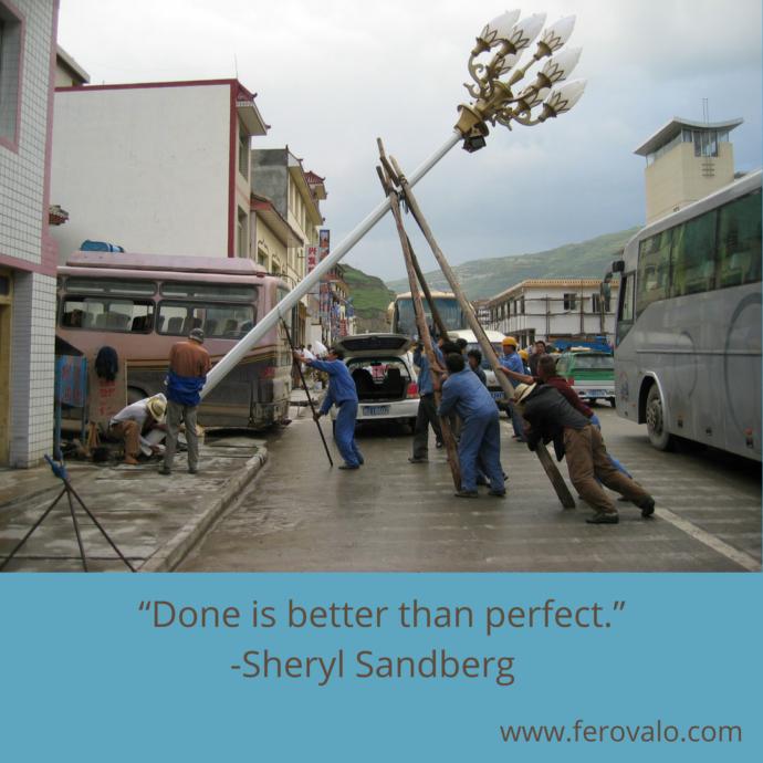 Sheryl Sandberg quote