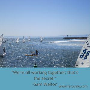 Sam Walton quote